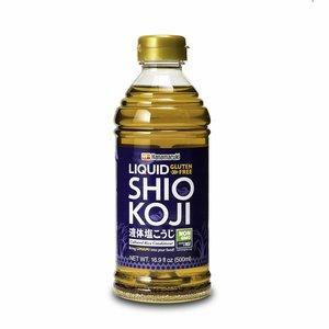 Hanamaruki Liquid Shio Koji, 500ml