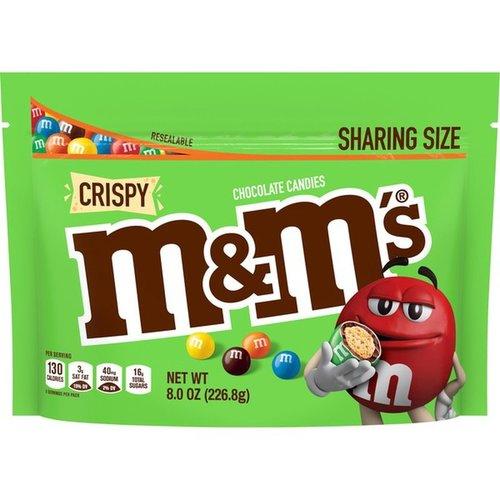 M&M M&M Crispy Sharing Size, 226g