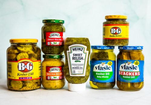 Pickles & Relish