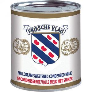 Friesche Vlag Condensed Whole Milk With Sugar, 397g