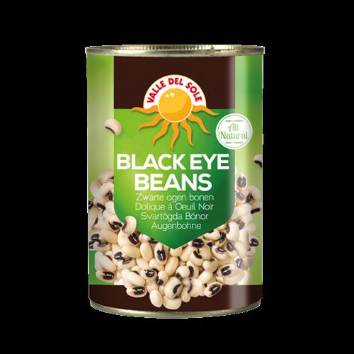 Valle Del Sole Black Eye Beans, 400g