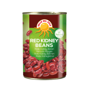 Valle Del Sole Red Kidney Beans, 400g