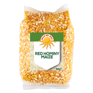 Valle Del Sole Red Hominy, 900g