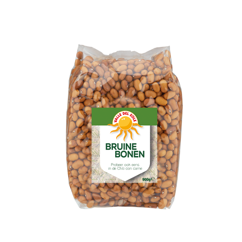 Valle Del Sole Brown Beans, 900g