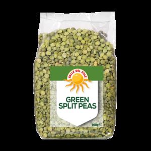 Valle Del Sole Green Split Peas, 900g