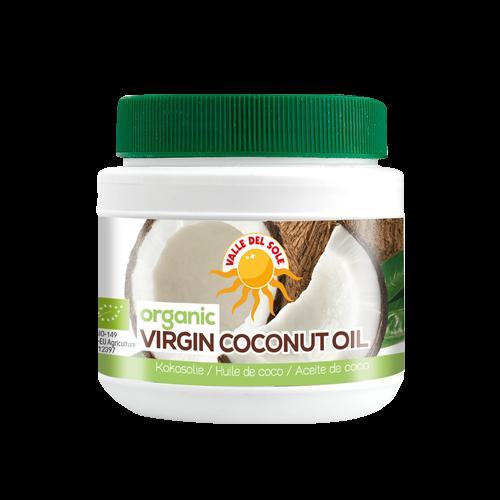 Valle Del Sole Organic Virgin Coconut Oil, 500ml