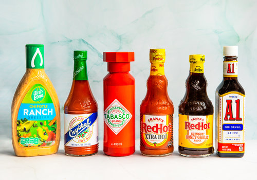 Hot Sauce and more
