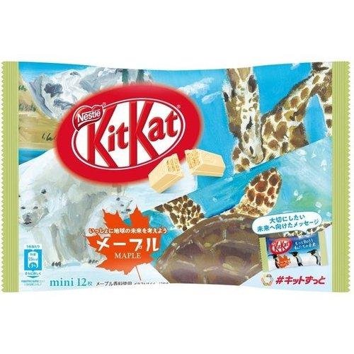 Nestle Kit Kat Maple Chocolate, 118g