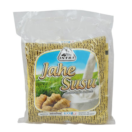 Intra Jahe Susu, 5x26g