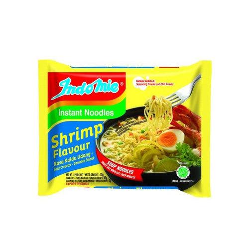 Indomie Instant Noodles Shrimp Flavour, 70g