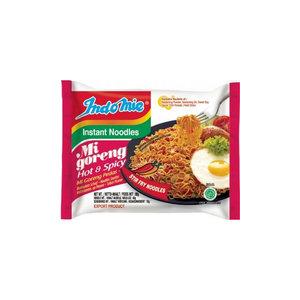 Indomie Instant Noodles Mi Goreng Pedas, 80g