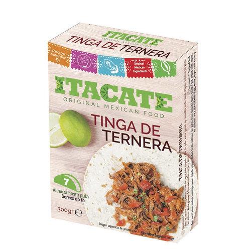 Itacate Tinga De Ternera, 300g