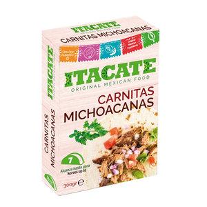 Itacate Carnitas Michoacanas, 300g