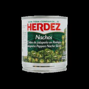 Herdez Herdez Nacho Jalapenos, 200g