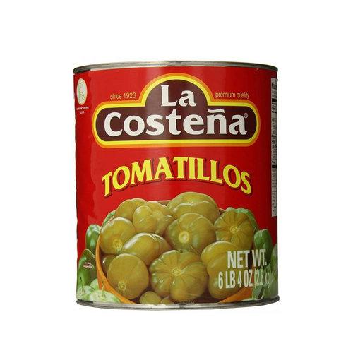 La Costena Tomatillos, 2.8kg