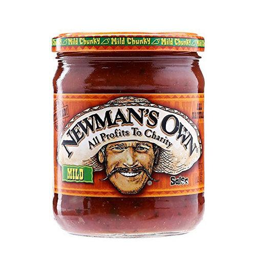 Newman's Own Mild Salsa, 453g