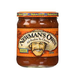 Newman's Own Medium Salsa, 453g