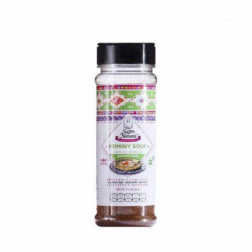 Sazon Natural Hominy Soup Seasoning, 60g