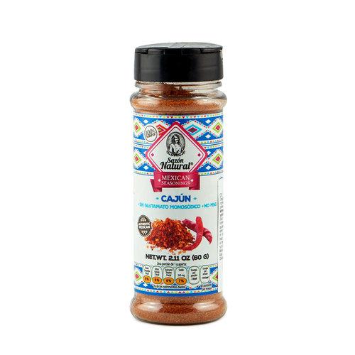 Sazon Natural Cajun Mix, 60g
