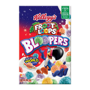 Kellogg's Froot Loops Bloopers, 263g