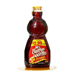 Mrs. Butterworth Pancake Syrup, 355ml