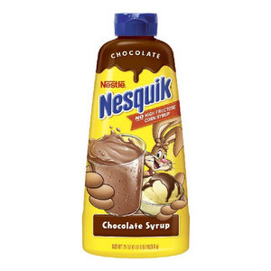 Nestle Nesquik Chocolate Syrup, 623g