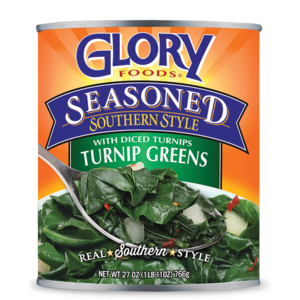 Southern Style Turnip Greens, 766g