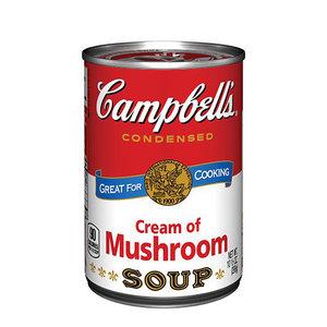 Campbell's Cream of Mushroom Soup, 305g