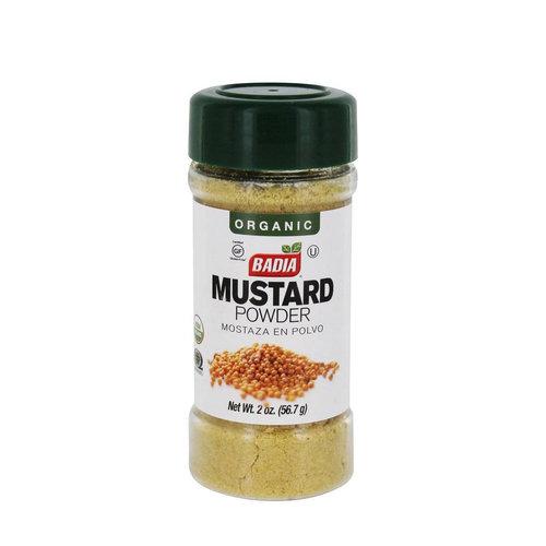 Badia Organic Mustard Powder, 56g