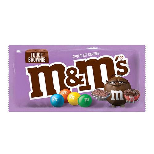 M&M M&M Fudge Brownie, 40 g