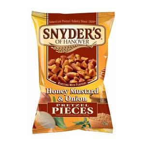 Snyder's Honey Mustard Onion Pretzel, 125g