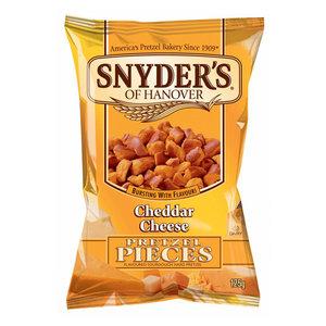 Snyder's Cheddar Cheese Pretzel, 125g