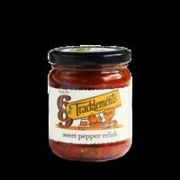 Cucumber & Sweet Pepper Relish, 220g