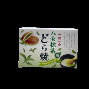 Ichiei Foods Dorayaki Box Matcha, 240g