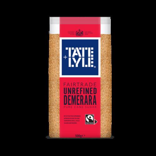 Tate & Lyle Unrefined Demerara Sugar, 1kg