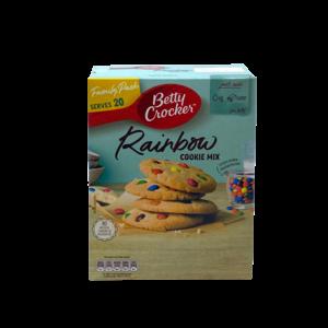 Betty Crocker Rainbow Cookie Mix, 495g