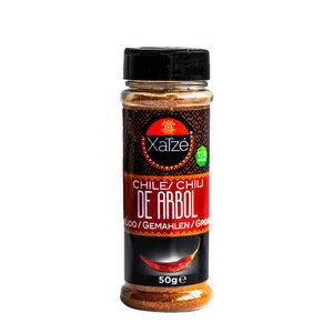 Xatze Xatze Ground Arbol Pepper, 50g