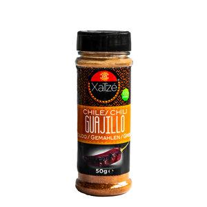 Xatze Xatze Ground Guajillo Pepper, 50g