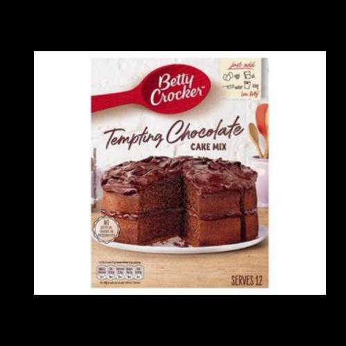 Betty Crocker Tempting Chocolate Cake Mix, 425g