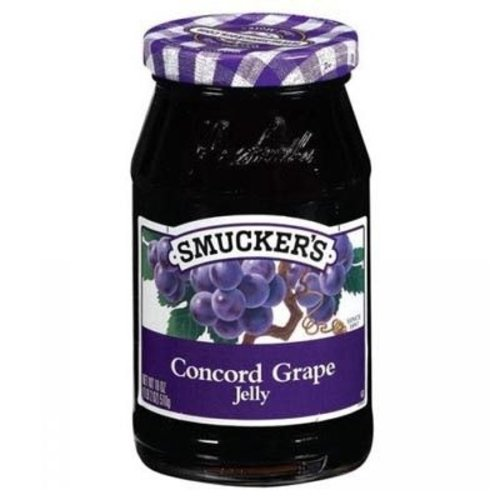 Smuckers Grape Jelly, 340g