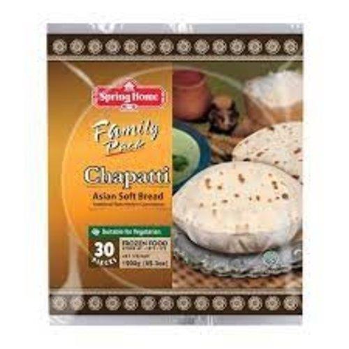 Spring Home Chapatti Bread, 400g