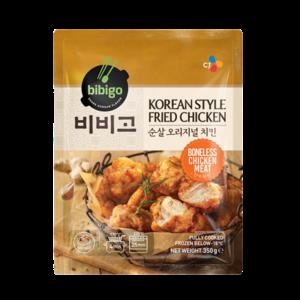 Bibigo Bibigo Korean Style Fried Chicken, 350g
