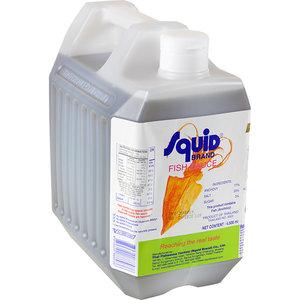 Squid Brand Fish Sauce, 4.5L
