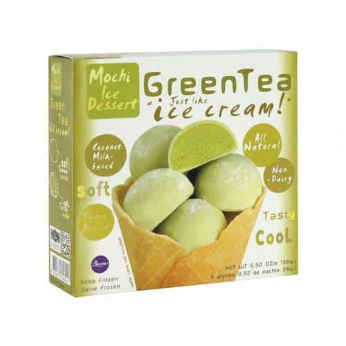 Buono Mochi Ice Green Tea, 156g