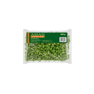 Asian Choice Edamame Soybeans (without shell), 500g