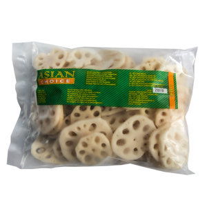 Asian Choice Slices Lotus Root, 500g