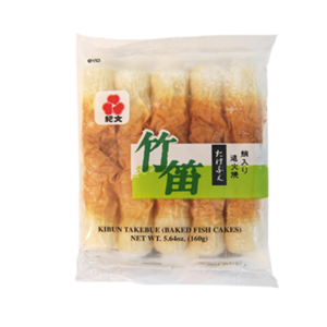Chikuwa Takebue Baked Fish Cakes, 160g