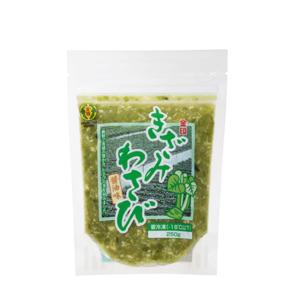 Kinjirushi Brand Frozen Shoyuzuke Wasabi, 250g