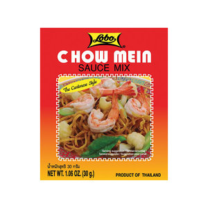 Lobo Chow Mein Sauce Mix, 30g