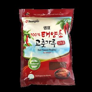 Sempio Sempio Red Pepper Powder (Gochugaru), 1kg